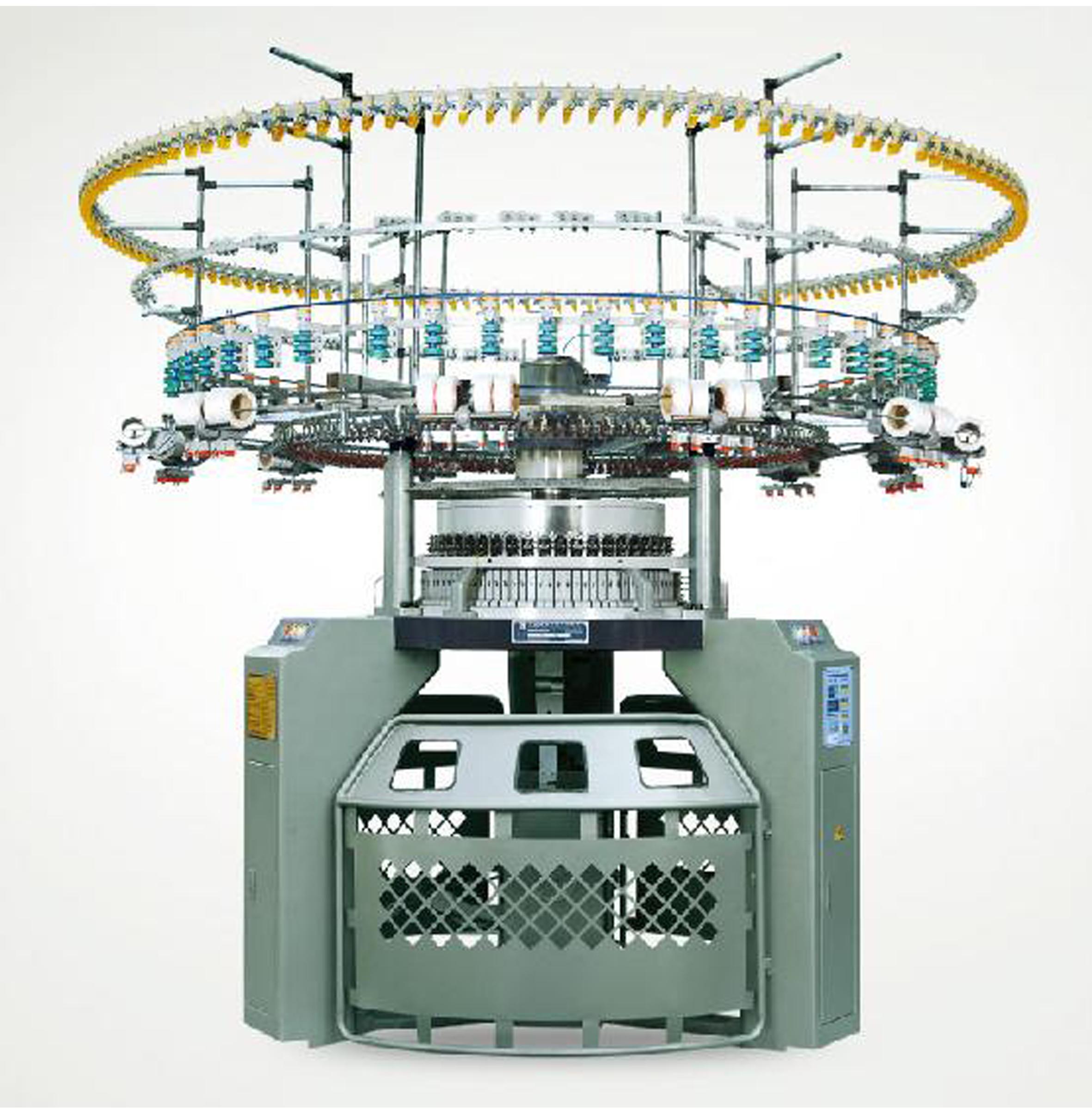 ماشین بافندگی رلتکس رینگل فول الکترونیک ژاکارد