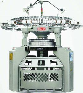 ماشین بافندگی گردباف رلتکس سرعت بالا (High speed) فاینریب