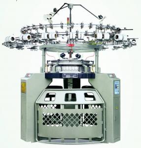 ماشین بافندگی گردباف رلتکس پارچه یکرو با سرعت بالا