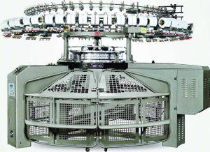 ماشین بافندگی گردباف حوله ای و مخمل با عرض باز