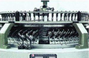 ماشین بافندگی گردباف رلتکس قابلمه ای یکرو مکانیکی