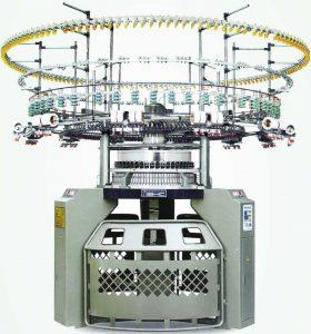 ماشین بافندگی گردباف رلتکس رینگل دار 4/6 رنگ